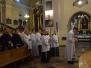 Prymicje ojców neoprezbiterów w łagiewnickim sanktuarium