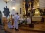 Koncert chóru parafialnego na Święto Niepodleegłości w dniu 11 listopada 2017 r.